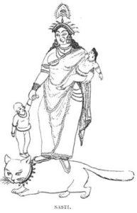 Shasti Devi